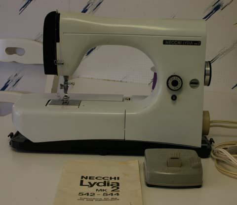Vintage Sewing Machines Create Amazing Italian Sewing Machines