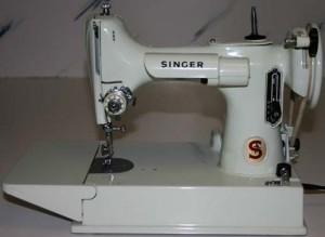 1960's Singer Featherweight